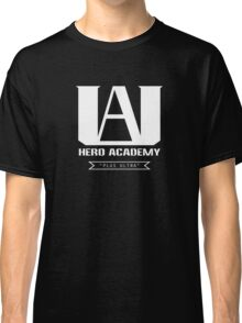 U.A. High Plus Ultra logo - (My Hero Academia, Boku no Hero Academia, BNHA) Classic T-Shirt