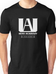 U.A. High Plus Ultra logo - (My Hero Academia, Boku no Hero Academia, BNHA) Unisex T-Shirt