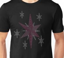 Ornate Twilight Sparkle Cutie Mark Unisex T-Shirt
