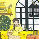 Lemon Yellow by Laura Hutton