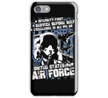AIR FORCE iPhone Case/Skin