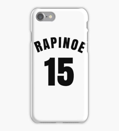 Megan Rapinoe - 15 iPhone Case/Skin
