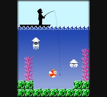 Mario Fishing Unisex T-Shirt