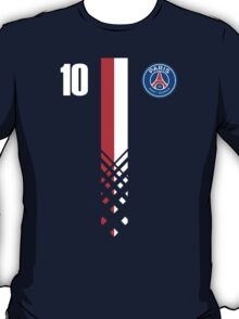 Paris Saint-Germain Design - Alternate Version T-Shirt