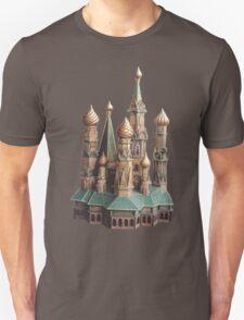Kremlin Unisex T-Shirt