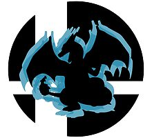 SUPER SMASH BROS: Charizard-Wii U by Manbalcar