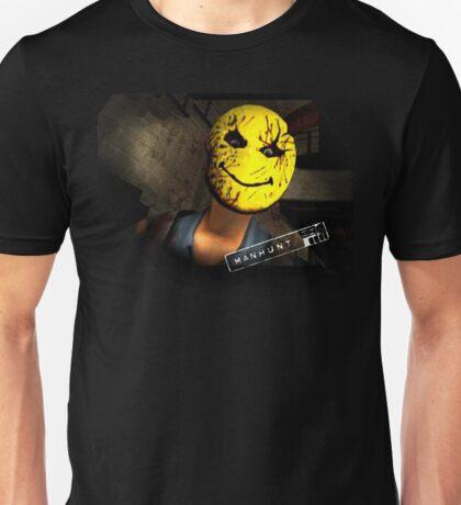 Manhunt - Guy Smiley Unisex T-Shirt