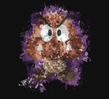 Goomba Splatter Kids Clothes