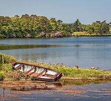 Kylemore Lake by PhotosByHealy