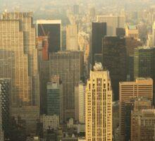 Manhattan, New York City Sticker