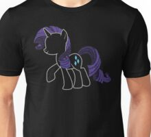 Sprayed Rarity Unisex T-Shirt