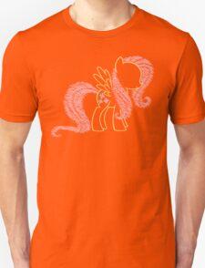 Sprayed Fluttershy T-Shirt