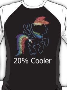 Sprayed Rainbow Dash (20% Cooler) T-Shirt