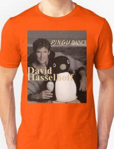 Pingu Dance shirt Unisex T-Shirt