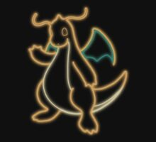 Neon Dragonite T-Shirt