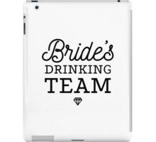 Brides Drinking Team iPad Case/Skin