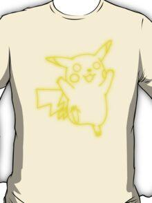 Neon Pikachu T-Shirt