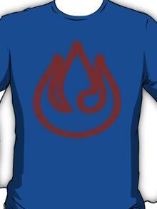 Minimalist Fire Nation Emblem T-Shirt