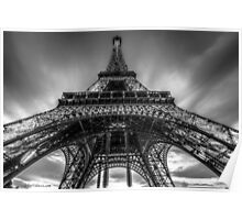 Eiffel Tower 9 Poster