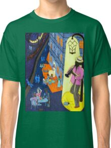New Orleans, here music is being born, every day anew (My dreams of America, part 2) Classic T-Shirt