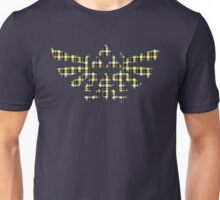 Zelda - Plaid Royal Crest Unisex T-Shirt
