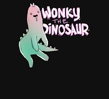 Wonky Dinosaur Long Sleeve T-Shirt