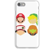 Nintendo Greats iPhone Case/Skin