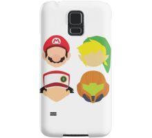 Nintendo Greats Samsung Galaxy Case/Skin