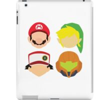Nintendo Greats iPad Case/Skin