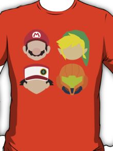 Nintendo Greats T-Shirt