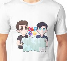 Dan and Phil Go Outside Unisex T-Shirt