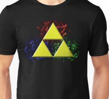 Smoky Triforce Unisex T-Shirt