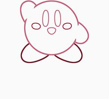 Minimalist Kirby With Face T-Shirt