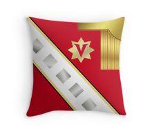 Santa Clara Vanguard 2013 Throw Pillow