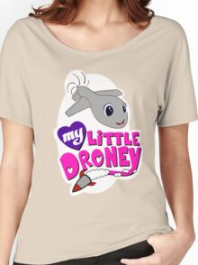 My Little Droney! Women's Relaxed Fit T-Shirt