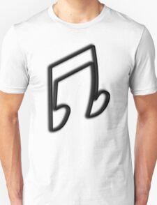 DJ Pon-3 / Vinyl Scratch Cutie Mark Unisex T-Shirt
