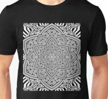 sayagata lotus  Unisex T-Shirt