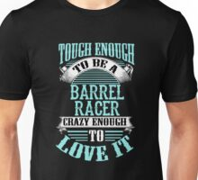 BARREL RACER Unisex T-Shirt