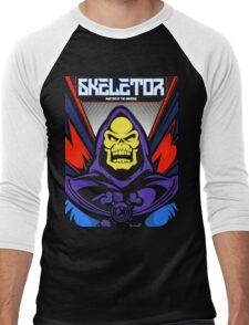 The Skeletor Men's Baseball ¾ T-Shirt