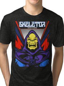 The Skeletor Tri-blend T-Shirt