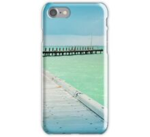 Cocos - Trannies Beach Jetty iPhone Case/Skin
