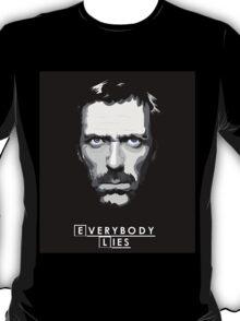 House M.D. - Everybody Lies T-Shirt