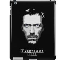 House M.D. - Everybody Lies iPad Case/Skin