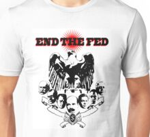 End The Fed Unisex T-Shirt