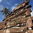 Nan Douwas Corner - Pohnpei, Micronesia by Alex Zuccarelli