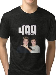 4ou Tour Tri-blend T-Shirt