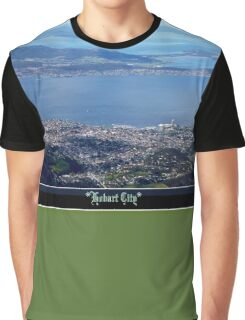 *HOBART CITY - SOUTHERN TASMANIA - MT WELLINGTON* Graphic T-Shirt