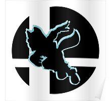 SUPER SMASH BROS: Fox-Wii U Poster