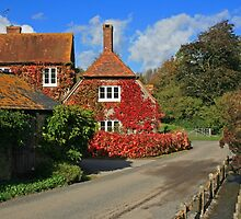 South Downs Farmhouse by RedHillDigital