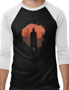 10th head, home planet Men's Baseball ¾ T-Shirt